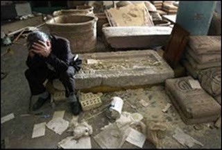 ¿Zecharia Sitchin era un impostor? Crítica abierta Irak_muze