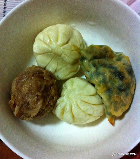 паровые булки, китай, еда на пару из китая