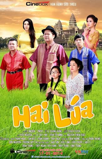 Phim Hài Tết Hai Lúa - Hài Tết 2014