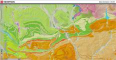 Geología 1:25.000 de Navarra