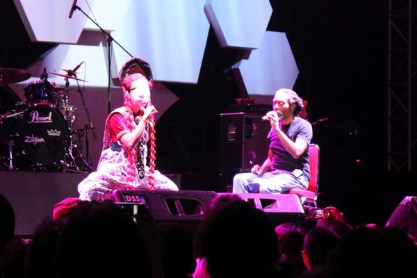 Bobby McFerrin di Java Jazz Festival 2012