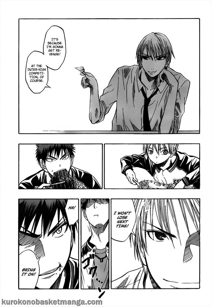 Kuroko no Basket Manga Chapter 36 - Image 11