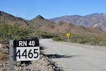 Salta sud: la Ruta 40