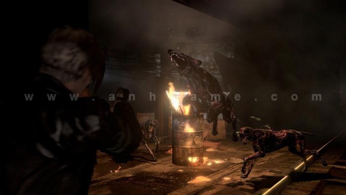 Đón ngày 12/12/2012 với chùm ảnh Resident Evil 6 - Ảnh 57
