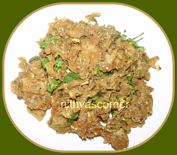 South Indian Kothu Parotta