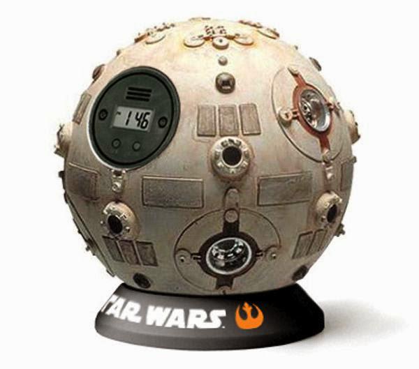 Star Wars Alarm Clock