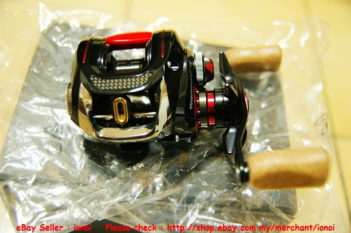megabass & evergreen rods and reels: megabass ip79l used reel for sale, Fishing Reels