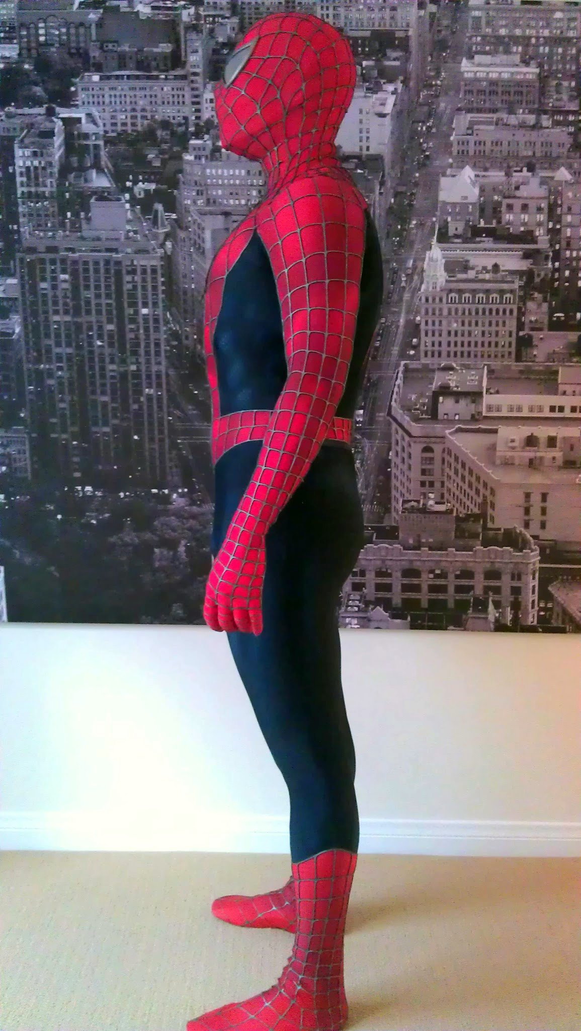 How To Get Ottermode Ideal height weight for spideyHow To Get Ottermode