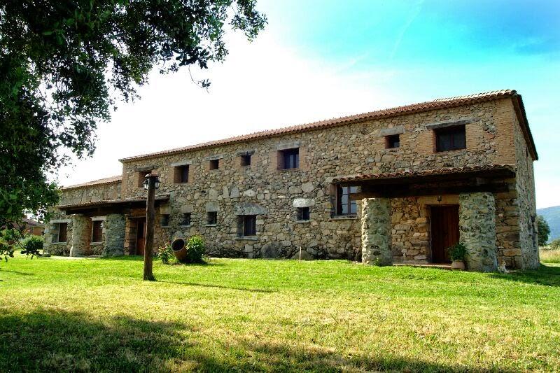 Casa rural de lujo en venta toledo actual negocio rural con tres espigas valle del ti tar 1 - Casas rurales cerca de toledo ...
