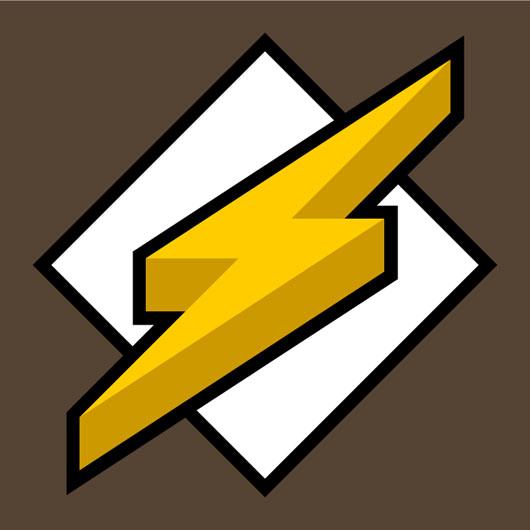 Winamp logo download icon psd