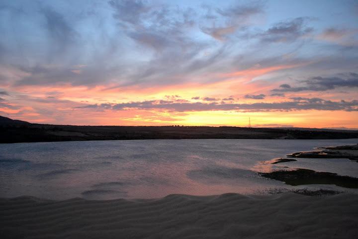 Закат в Муйне