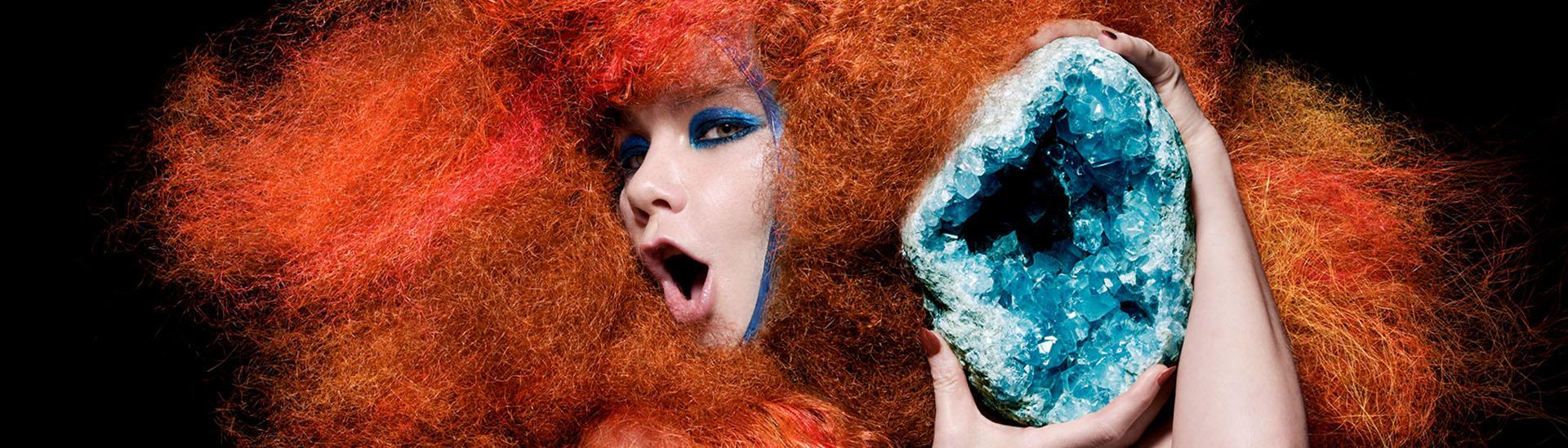 Baner filmu 'Björk: Biophilia Live'