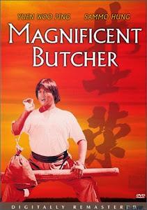 Người Bán Thịt Tốt Bụng - The Magnificent Butcher poster