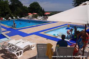 service en faciliteiten zwembad