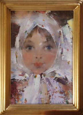"""The little Russian Girl"""