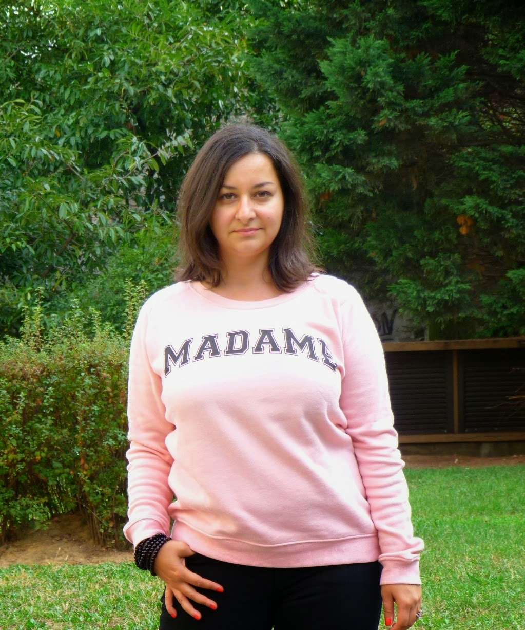 Sweat Madame - Zoe Karssen