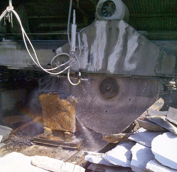 Foto batu alam palimanan - Kegiatan USaha Cv.Sinergi Stone