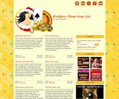 Online Casino Template 929