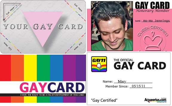 Card Gay 48