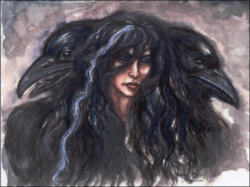 Dark Goddess Image