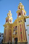 Séville: église IIdefonso