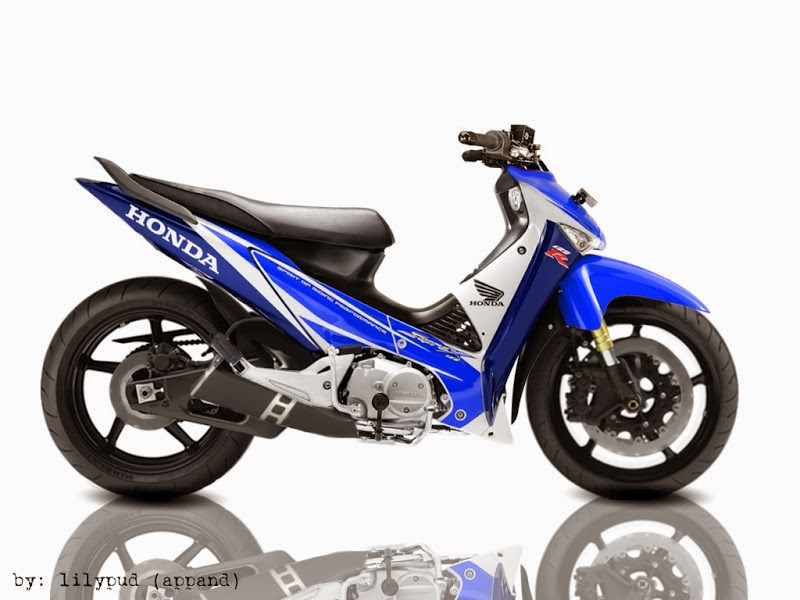 Honda Scoopy Pgm Fi Modifikasi