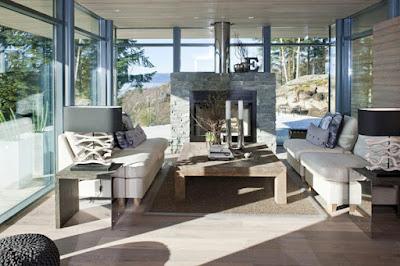 Cabin GJ 9 in Norway 8 1 Kabin Mungil Yang Beradaptasi Dengan Keadaan Lingkungan