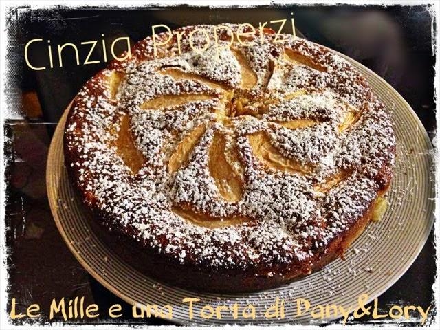 torta di mele semplice e velocissima