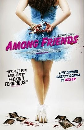 Filme Poster Among Friends HDRip XviD & RMVB Legendado