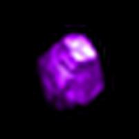 瑕疵的紫寶石