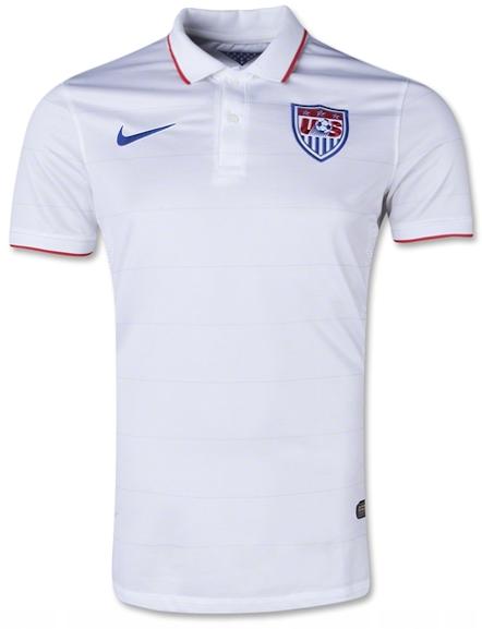 Jual Jersey Amerika Home Piala Dunia 2014