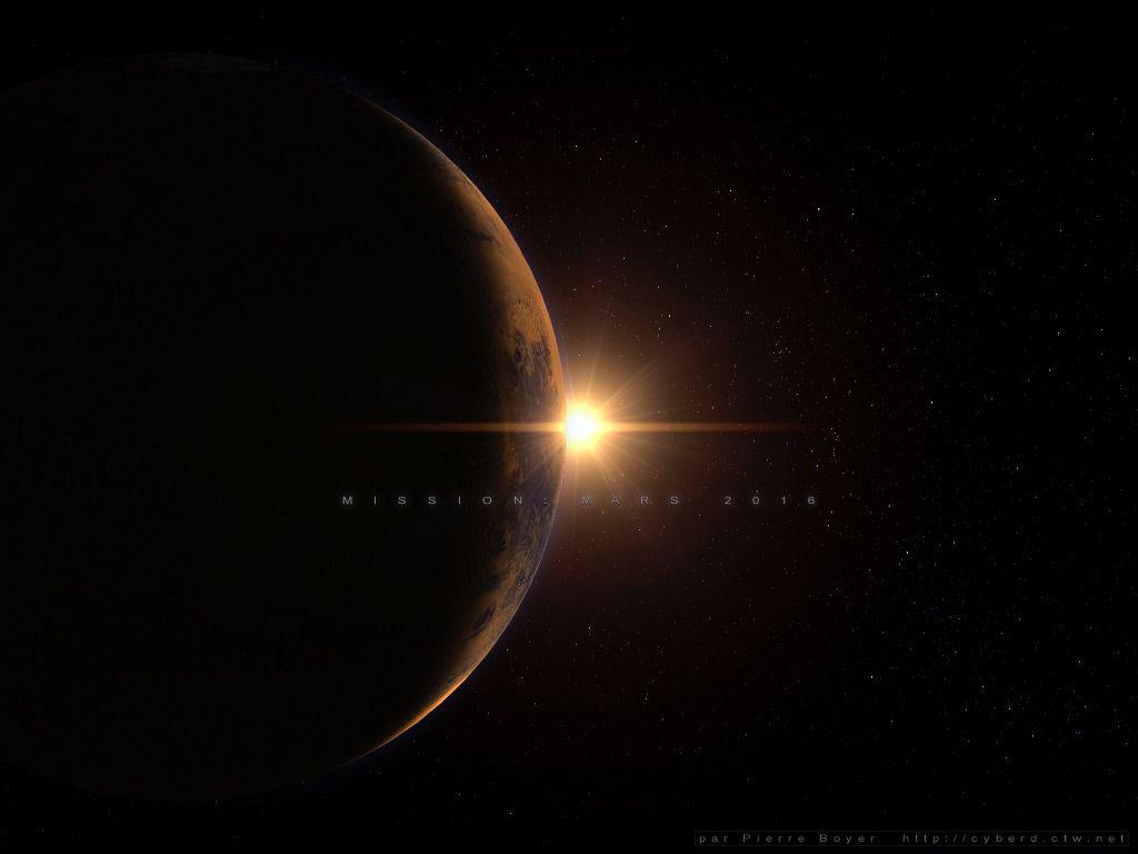 Space Wallpaper Mars