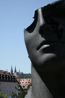 Im Weltkulturerbe Bamberg spielt auch moderne Kunst eine große Rolle
