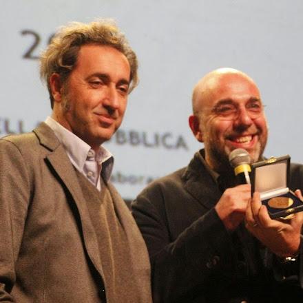 Premiazione Doc 2014 e Medaglie del Presidente Della Repubblica concesse al Premio Solinas