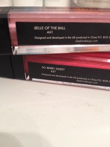 Sleek Gloss Me Belle of The Ball