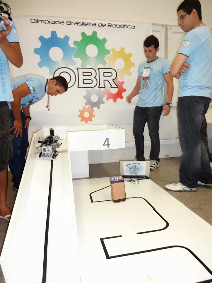 Natal: Robô criado por alunos do Cenep será atração de mostra científica