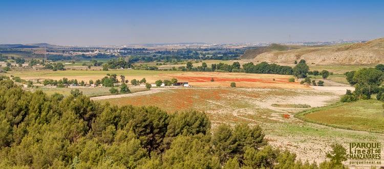 Terrazas fluviales del manzanares y del jarama parque for Terrazas fluviales