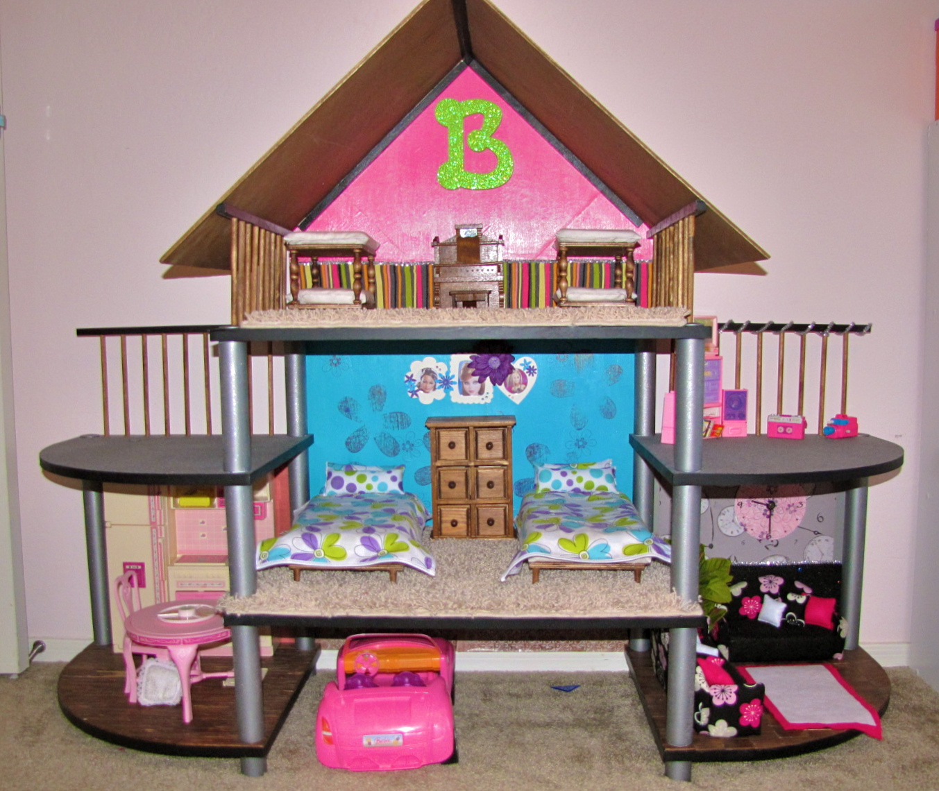 Project: Barbie House