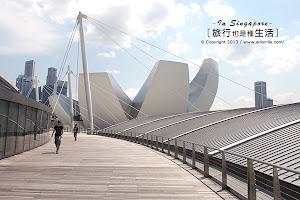 濱海灣金沙酒店 美食&博物館