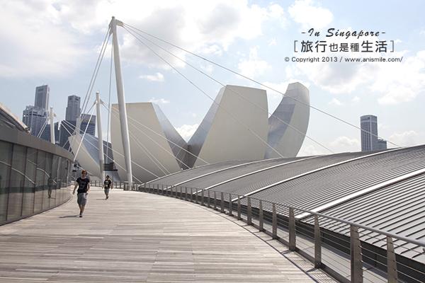 【走走新加坡】濱海灣金沙酒店 美食&博物館