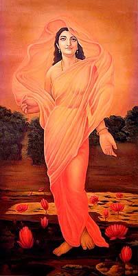Goddess Ushas Image