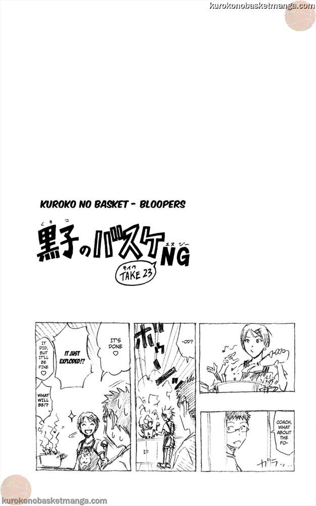 Kuroko no Basket Manga Chapter 62 - Image 24