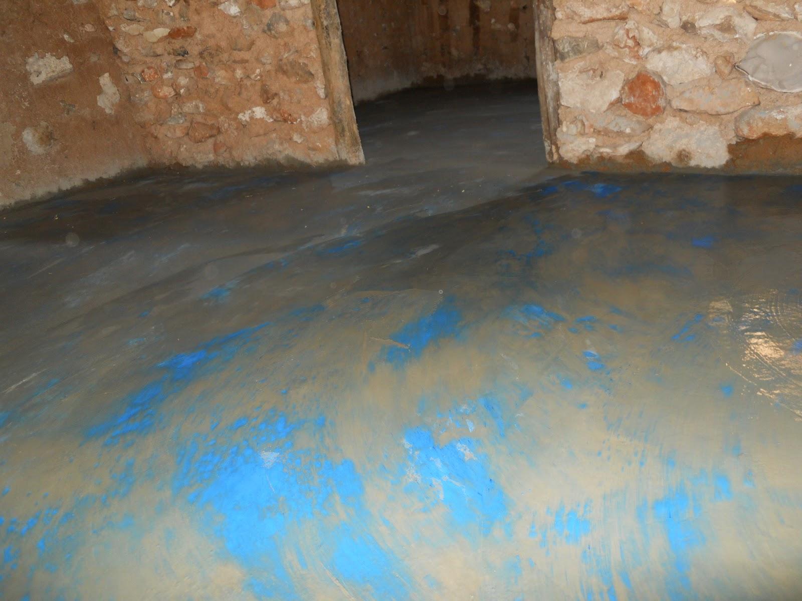 Los cambios de pisos de tierra por pisos de cementos suman for Nivelar piso de tierra