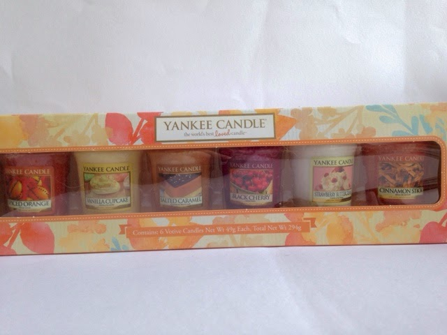 Yankee Candle Sampler set