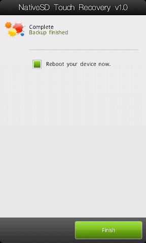 [TUTO] Utiliser le NativeSd Touch recovery 1.0 (en images) NativeSD_Touch_Recovery_1-6_Advanced_Backup
