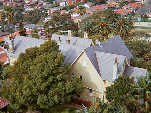Slate Roof Refurbishment Sydney
