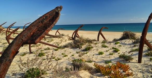 Férias de Praia em Tavira