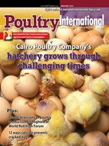 Poultry Business Magazine Jan 2013 cover
