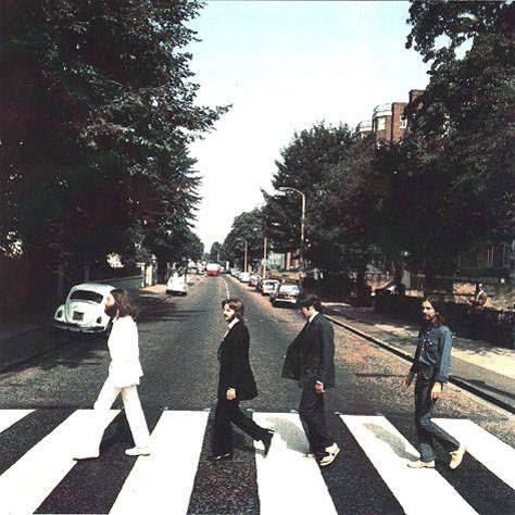 Foto 2 da sessão em Abbey Road