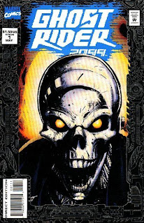 Ghost Rider 2099 #1 - Comic of the Day